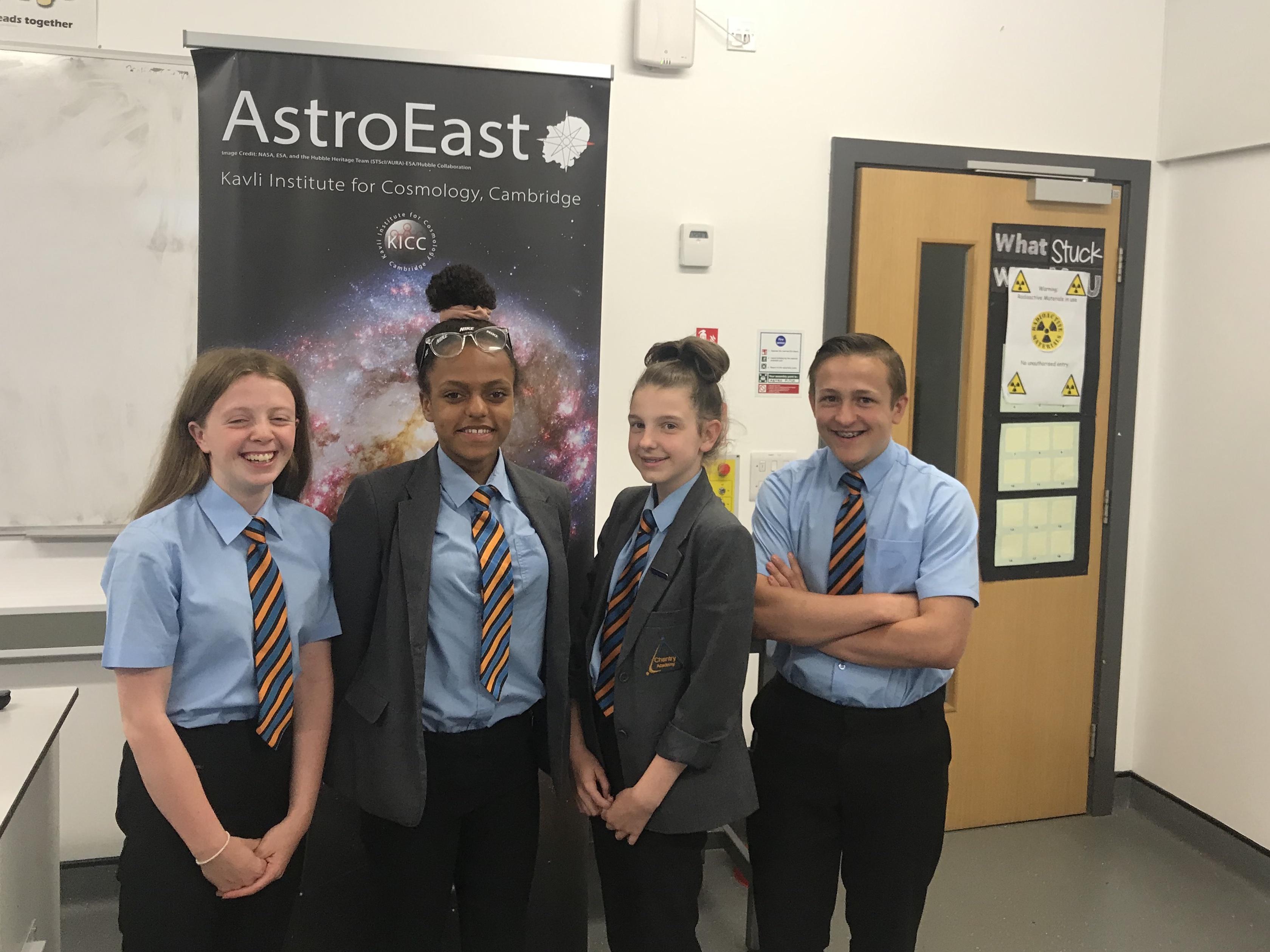 Chantry Academy Astronomy Club