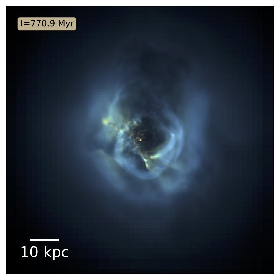 Synthetic Xray image
