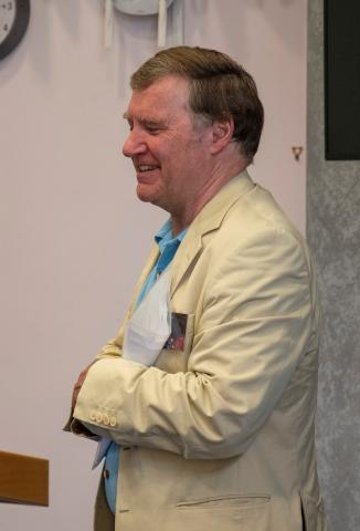 Professor John D. Barrow FRS 1952-2020