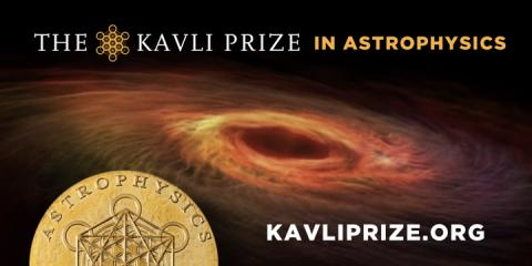 The 2020 Kavli Prize in Astrophysics awarded to Andrew Fabian