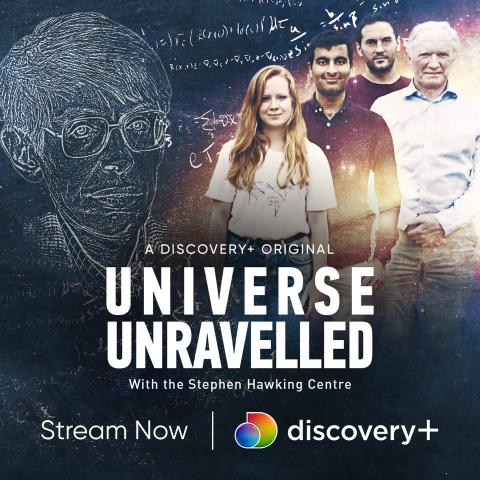 Universe Unravelled - KICC contribute to new streaming series on discovery +