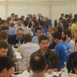 Symposium lunch