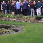 Clare College Fellows Garden