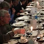 Clare College dinner